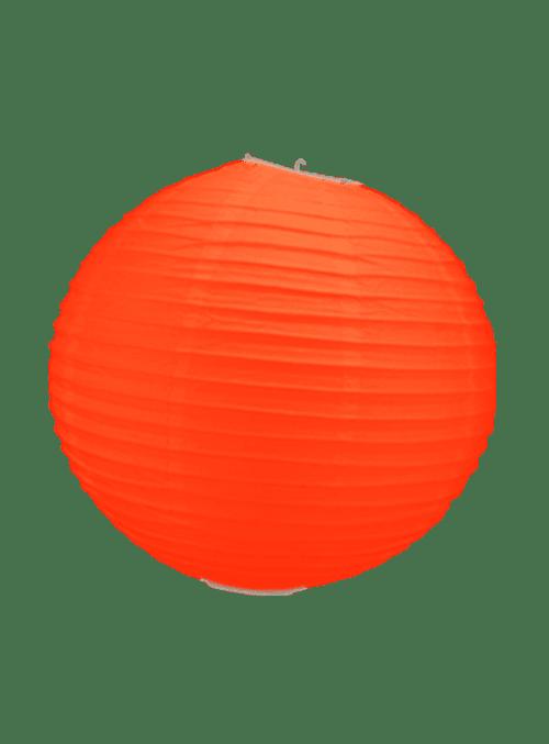 Boule Papier Corail 30 cm x3