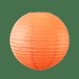 Boule Papier 30cm Corail (Nouvelle Collection)