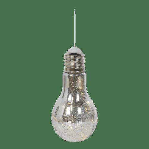 Ampoule À Suspendre Argent