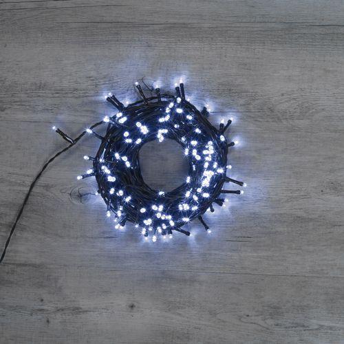 Guirlande Lumineuse 180 LEDs Blanc Froid 13,50 m