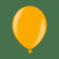 Ballon Latex Biodégradable Or 28 cm