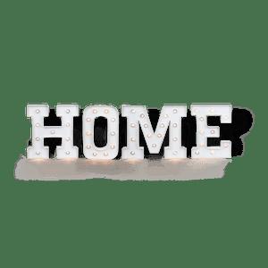 Kit de Lettres Lumineuses HOME