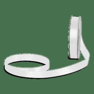 Ruban Satin Blanc 12mm x 25m