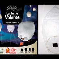 Balloon Blanc x100
