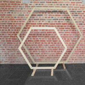 Arche Cérémonie Laïque Hexagonale 1,50 M