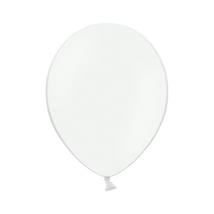 Ballon Latex Biodégradable Blanc 28 cm