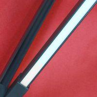 Parasol Lumineux Solaire 2M70 Rouge