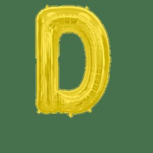 Ballon Lettre D Or 90 cm