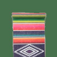 Chemin De Table Mexique Multicolore 5 m
