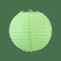 Boule Papier 20cm Jade