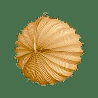 Lampion rond 20cm Sable