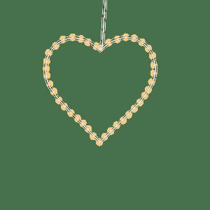 Coeur Lumineux 49 cm