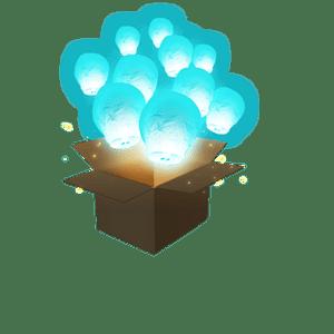 Balloon Turquoise x10