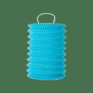 Lampion 15 cm Turquoise x2