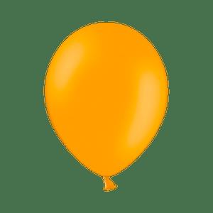 Ballon Latex Biodégradable Orange 28 cm