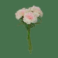 Bouquet 5 Oeillets Rose