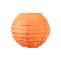 Boule Papier 10cm Corail (Nouvelle Collection)