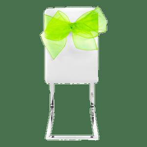 Noeud De Chaise Vert Anis x4
