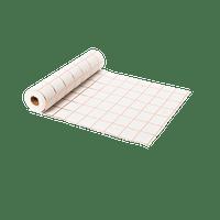 Chemin De Table papier géométrique rose gold