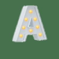 Lettre Lumineuse A