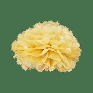 Pompons Sable 30cm x2