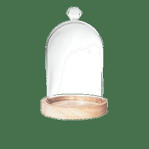 Cloche En Verre 19 cm