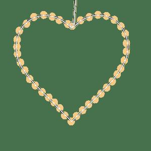 Coeur Lumineux 70 cm