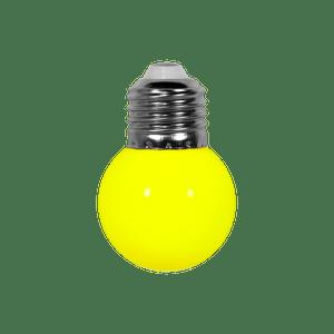 Ampoule Guirlande Guinguette Led E27 Couleur Jaune