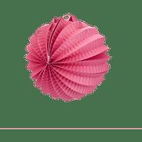 Déco Mariage, Fête, Anniversaire Lampion Rond 20 Cm Fuchsia (Lot De 10 Pièces)