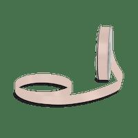 Ruban Satin Pêche 12mm x 25m