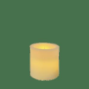 Bougie LED Ivoire 7,5cm