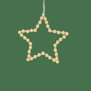 Étoile Lumineuse 49 cm