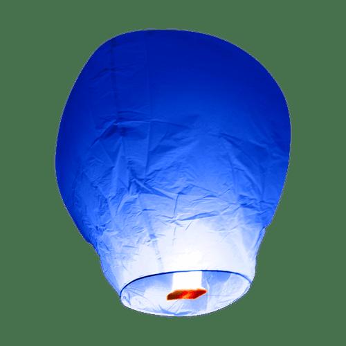 Balloon Bleu roi