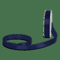 Ruban Satin Bleu Navy 12mm x 25m
