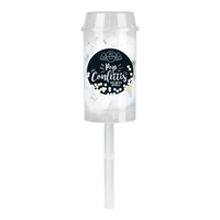 Pop Confettis Blanc