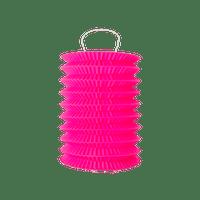 Lampion 15 cm Fuchsia x2