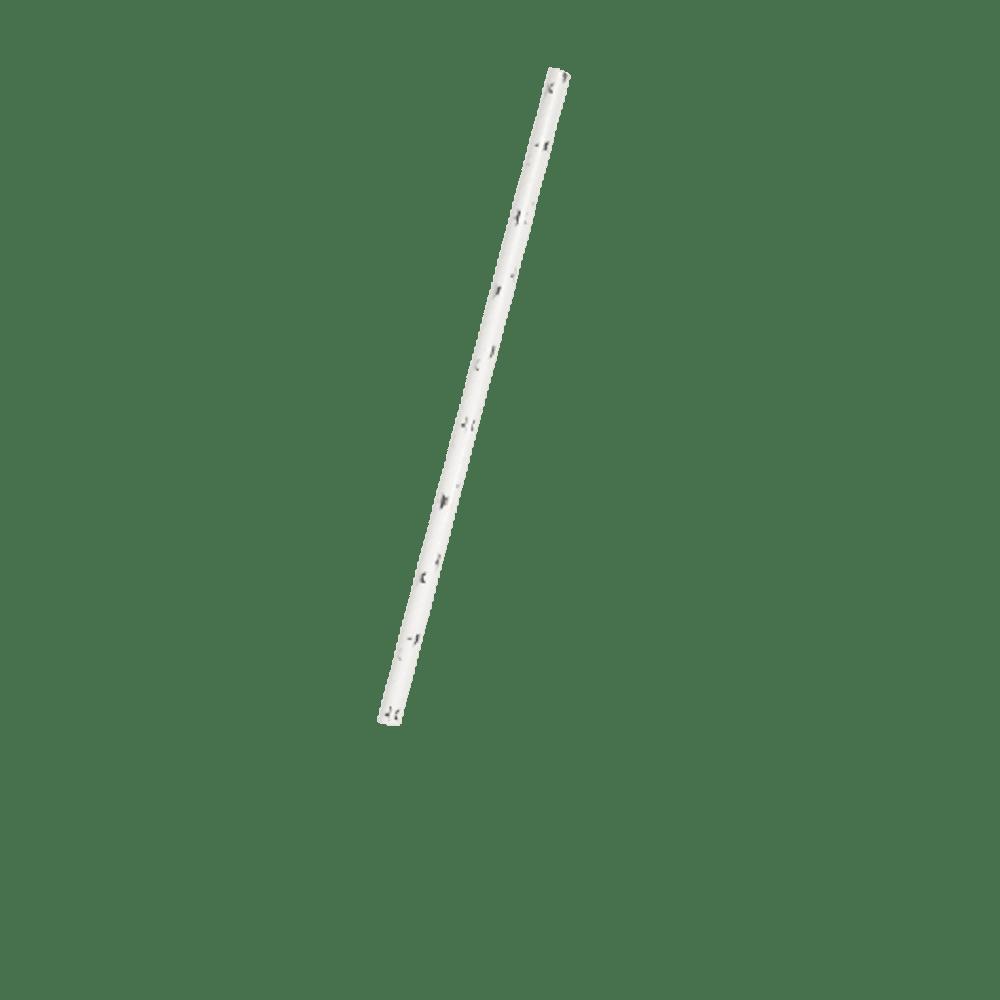 Pailles Etoiles Argent x25