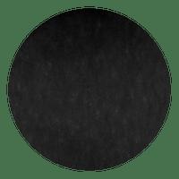 Set de Table Noir 34 cm x50