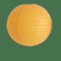Décoration Pour Soirée Mariage & Fête, Anniversaire, Fête Boule Papier 40Cm Orange (Lot De 3 Pièces)