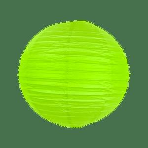 Boule papier 30cm Vert