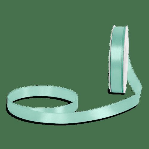 Ruban Satin Vert Menthe 12mm x 25m
