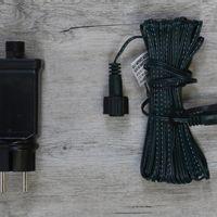 Transformateur Pour Guirlande Lumineuse Vert fonçé 10 m