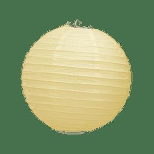 Boule Papier Ivoire 20 cm x3