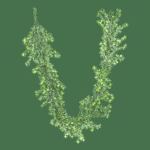 Guirlande Eucalyptus Artificiel Vert 1,80 m